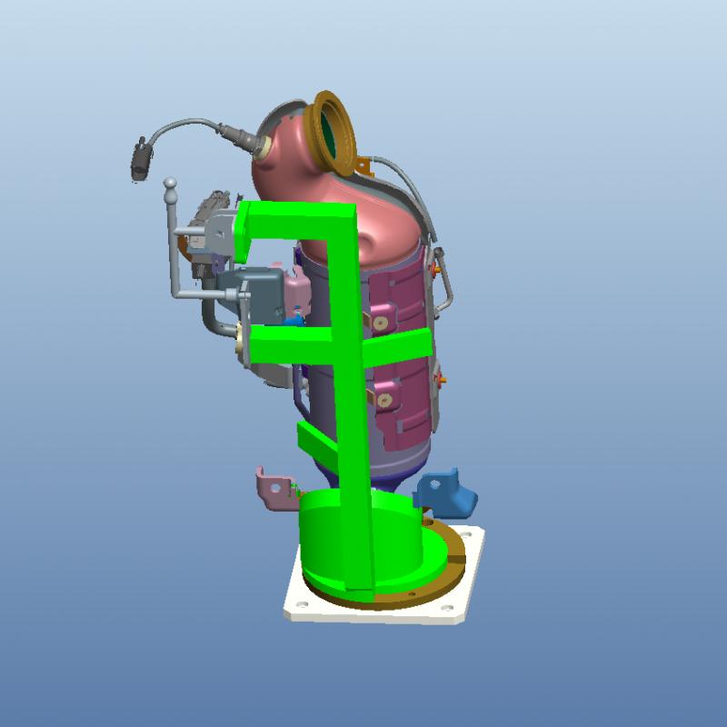工位器具与工装夹具的设计制作